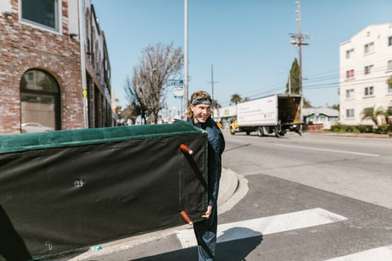 Furniture movers in California