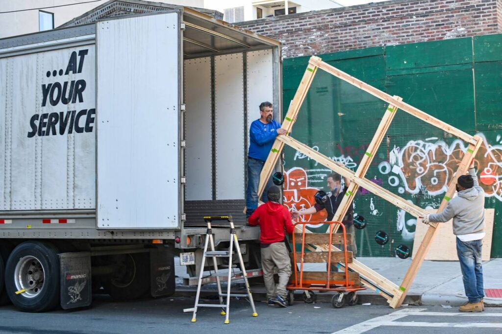 House moving company in California