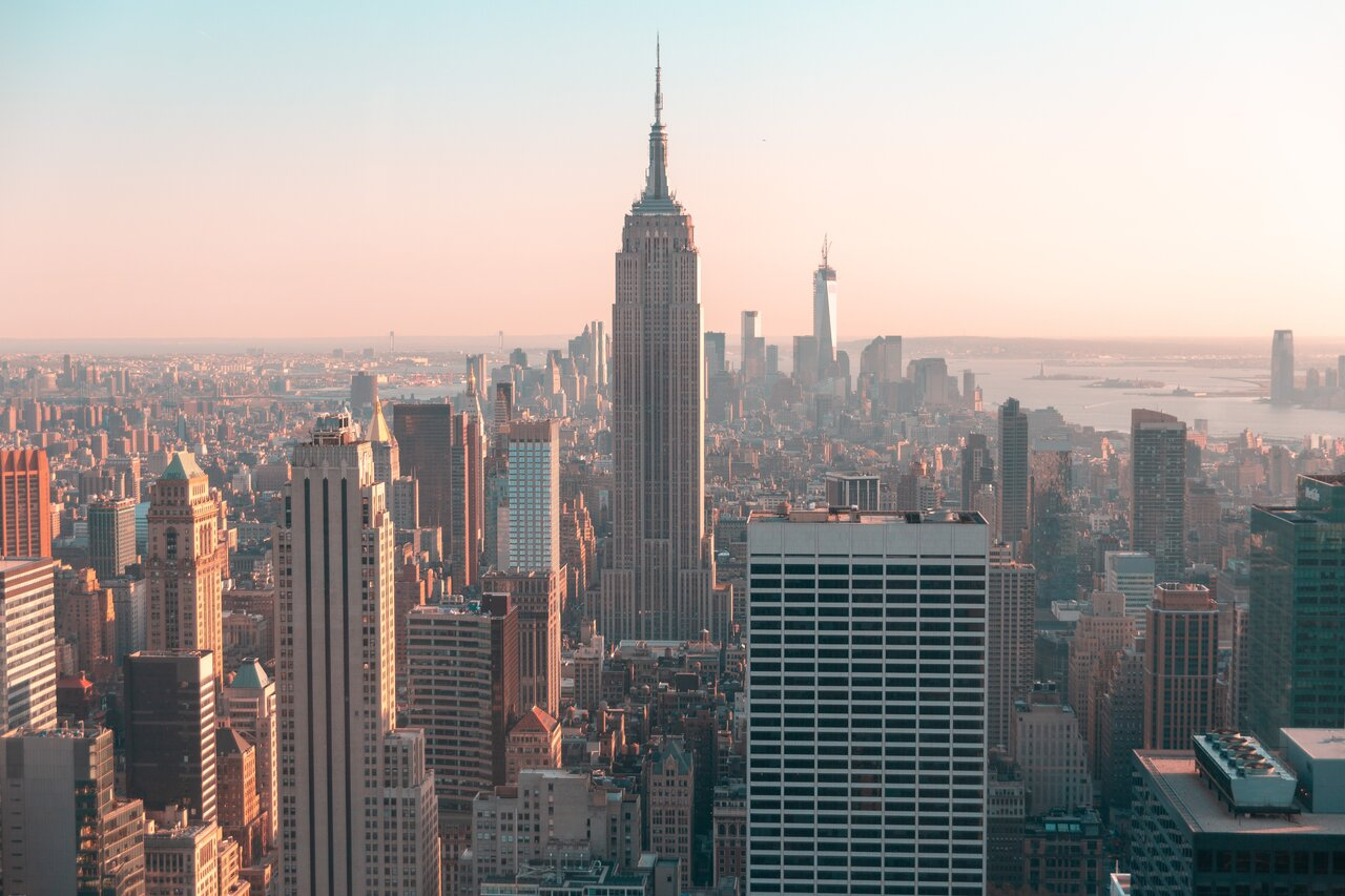 Move out from California to New York city