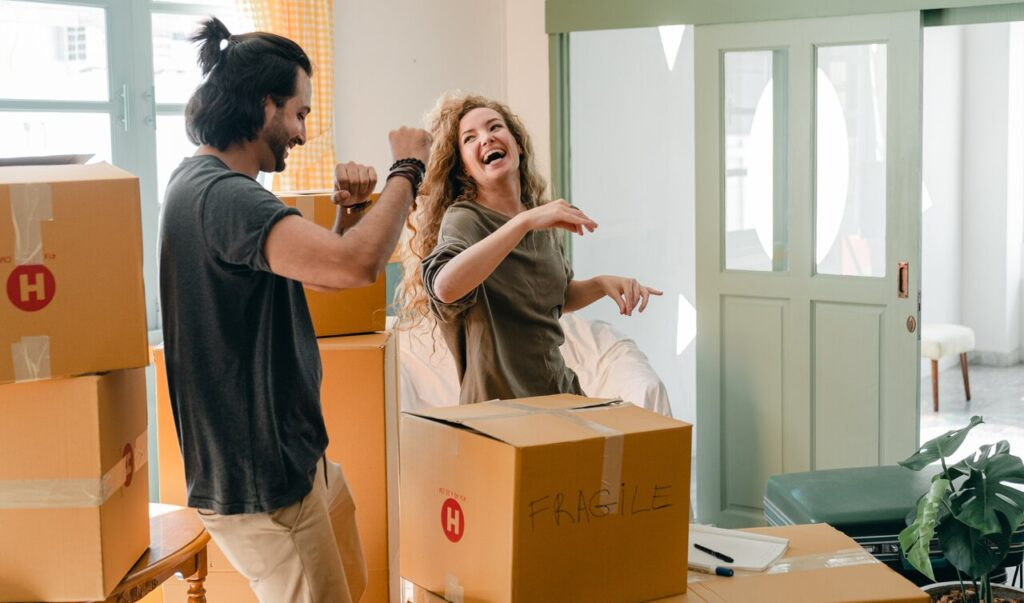 Packing service in California